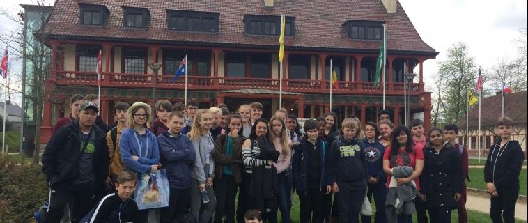 Springwest Academy – Year 9 & 10 Ypres Trip